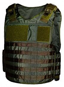 Жилет U.S.ARMOR USBP Ranger (2012) Large OD Green