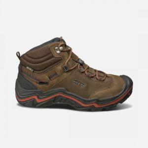 Ботинки KEEN Wanderer MID WP Cascade Brown/Bossa Nova
