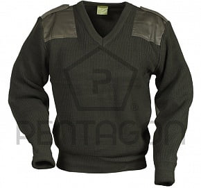 Свитер BW Style Pentagon зеленый