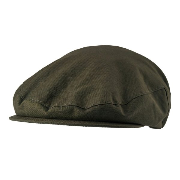 Keпка Deerhunter Highland Flat Cap Deer-Tex Ivy green