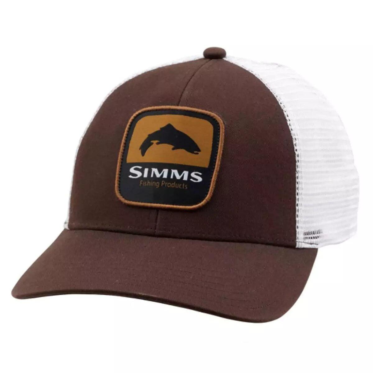 Кепка Simms Trout Trucker Cap