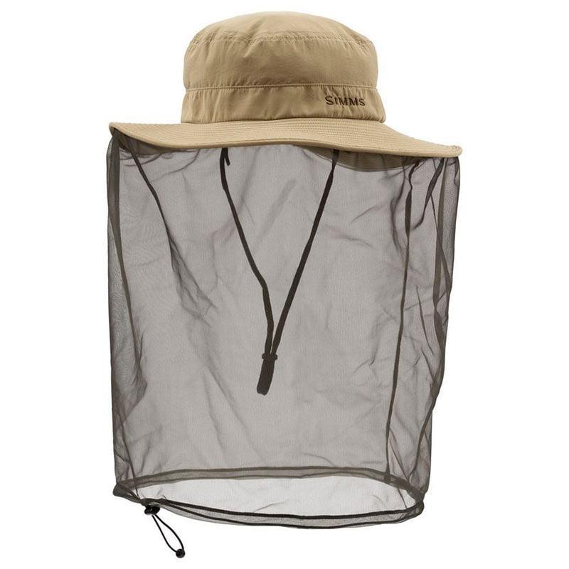 Кепка антимоскитная Simms Bugstopper Net Sombrero