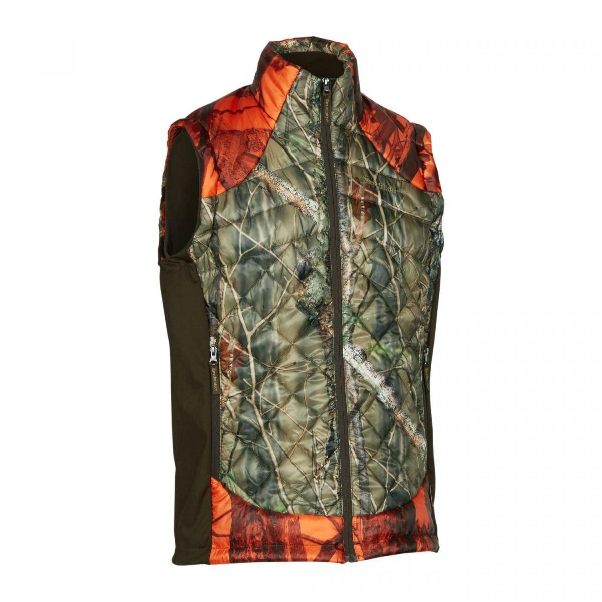 Жилет Deerhunter Cumberland Quilted Waistcoat Innovation GH Blaze