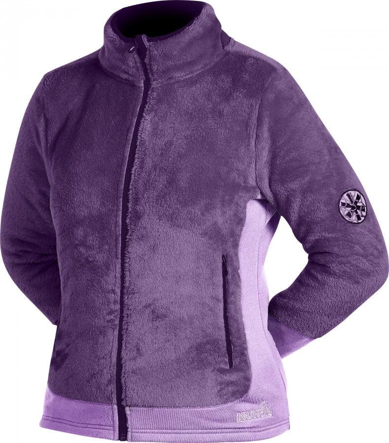 Куртка флисовая женская Norfin Moonrise фиолетовый