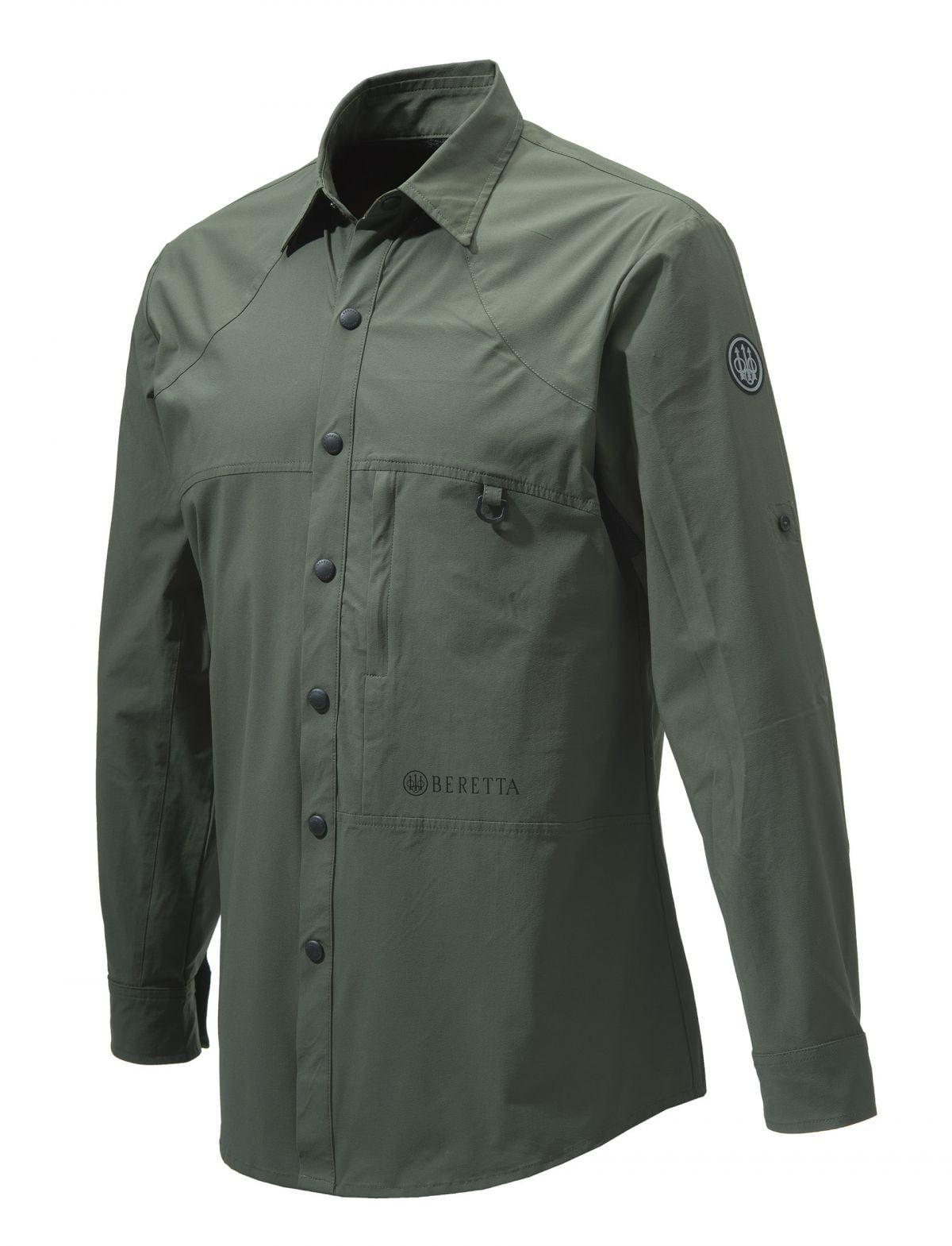 Рубашка Beretta HI-DRY GRAY