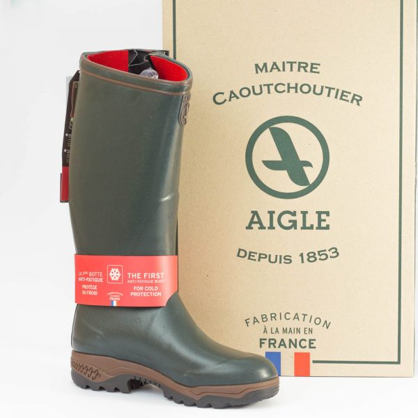 Aigle Parcours 2 ISO Open сапоги каучук