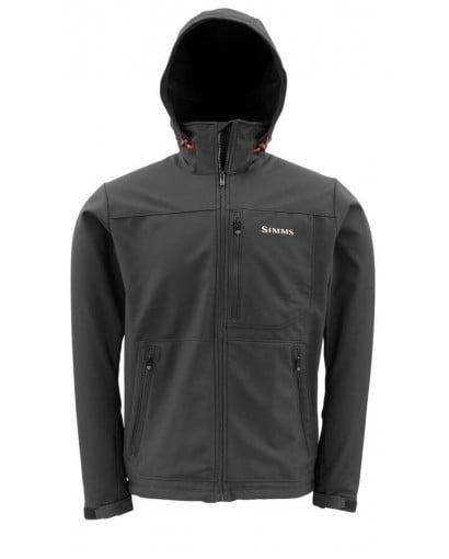 Куртка Simms Windstoper Softshell Hoody Black