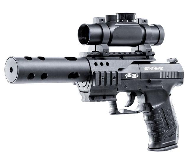 Пистолет Crosman Walter Nighthawk
