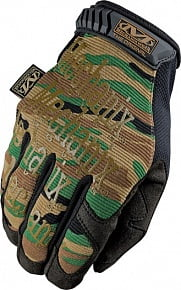 Перчатки тактические ORIGINAL Mossy Oak Cam Mechanix