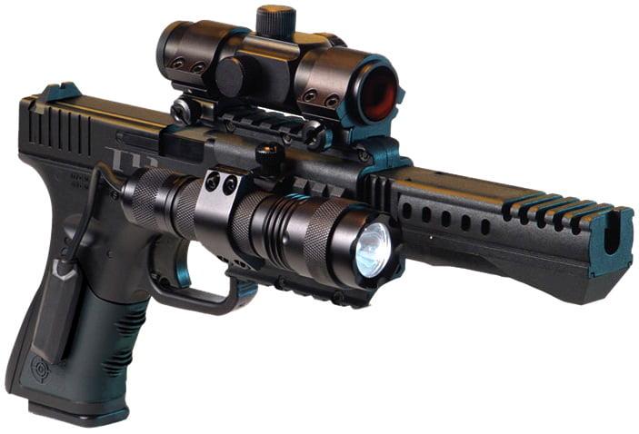 Пистолет Crosman T4