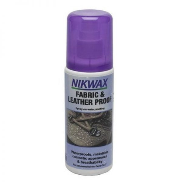 Пропитка для обуви Nikwax Fabric and Leather Spray 125ml
