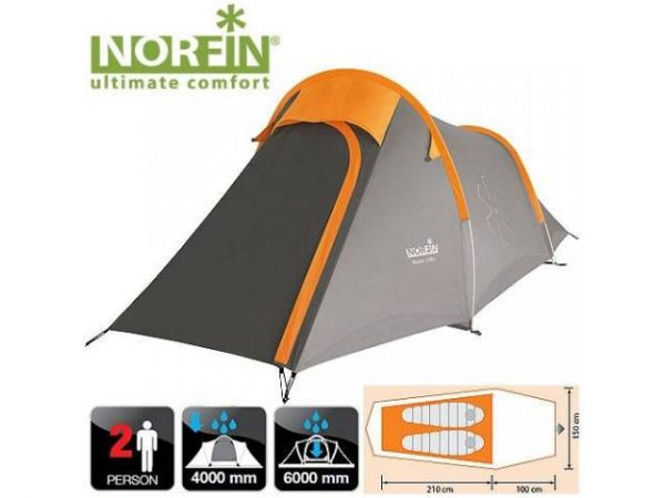 Палатка Norfin Roxen 2 ALU
