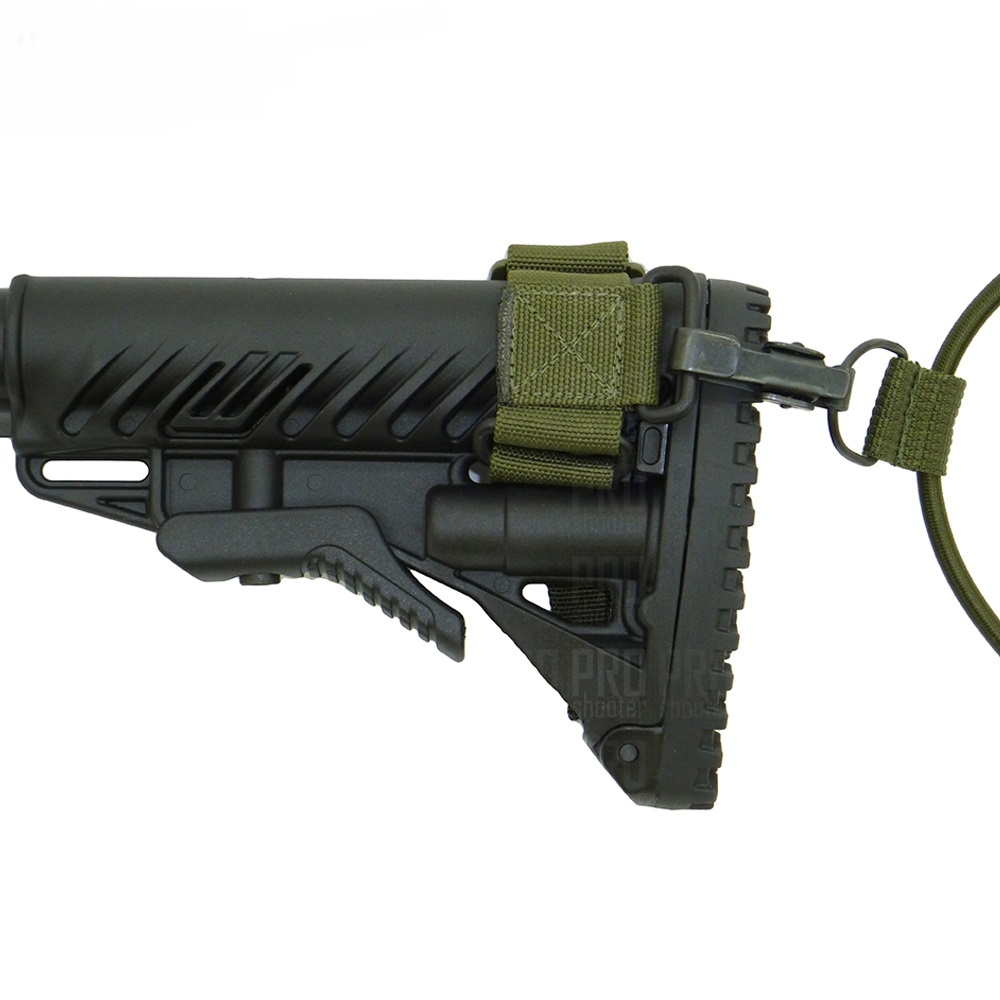 Приклад Fab Defense AGM-500FKSB M4 c амортизатором для Mossberg 500/590 Maverick 88