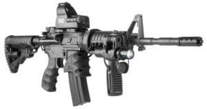 Приклад складной FAB Defense для M16-AR15