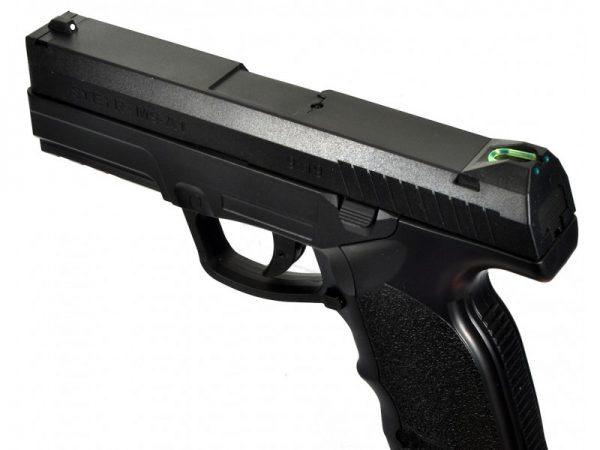 Пистолет пневматический ASG Steyr M9-A1 4,5 мм пластик