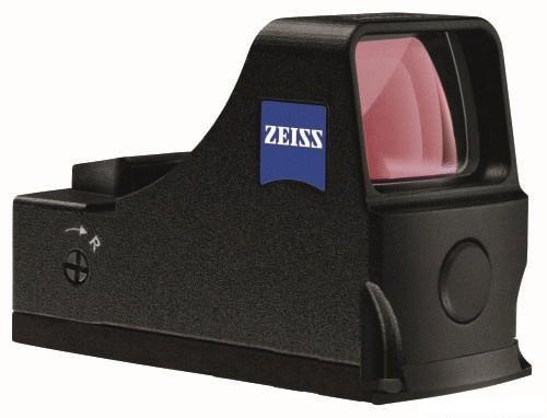 Прицел коллиматорный Zeiss Compact Point Zeiss-Platte