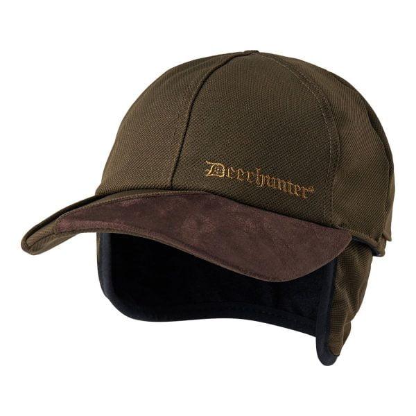 Keпка DeerHunter Muflon Cap Safety green