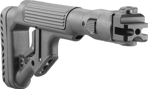 Складной приклад Fab Defense UAS-AKP  с регулируемой щекой для АКМ