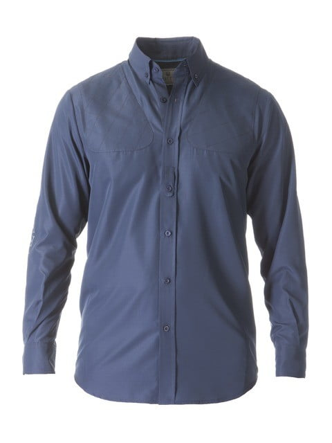 Рубашка Beretta V-2 Tech Shooting синяя