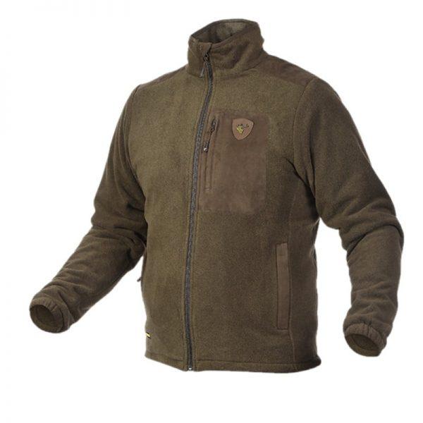Куртка флисовая Alaska Dawson Rain-Stop непромокающая