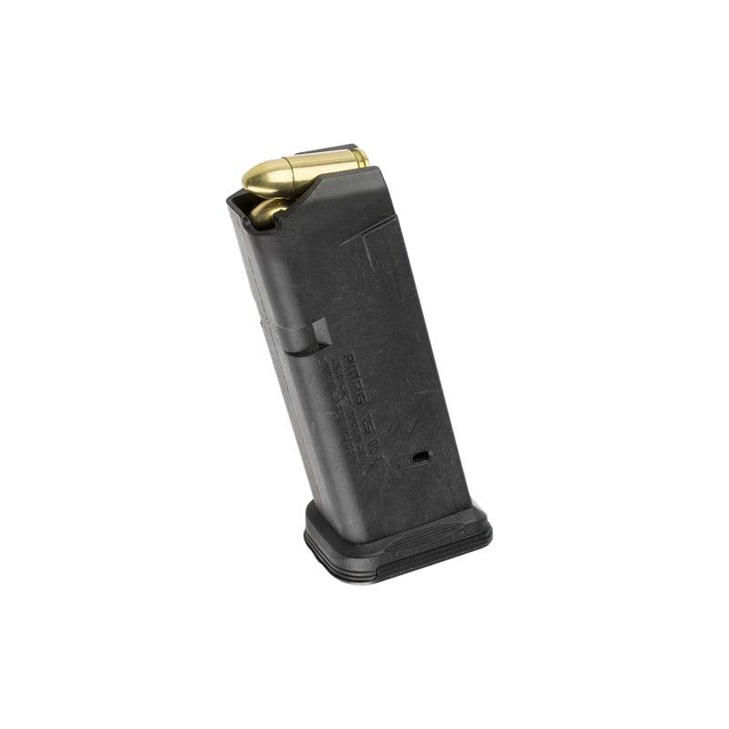 Магазин Magpul для Glock 17 кал. 9мм. Емкость – 15 патронов