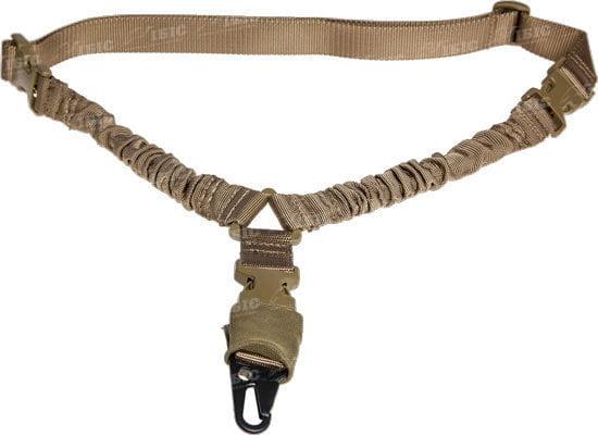 Ремень ружейный Skif Tac тактический одноточечный coyote tan