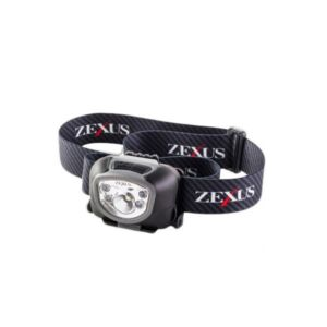 Фонарь налобный Zexus ZX-260 BK 180 lm ipx4