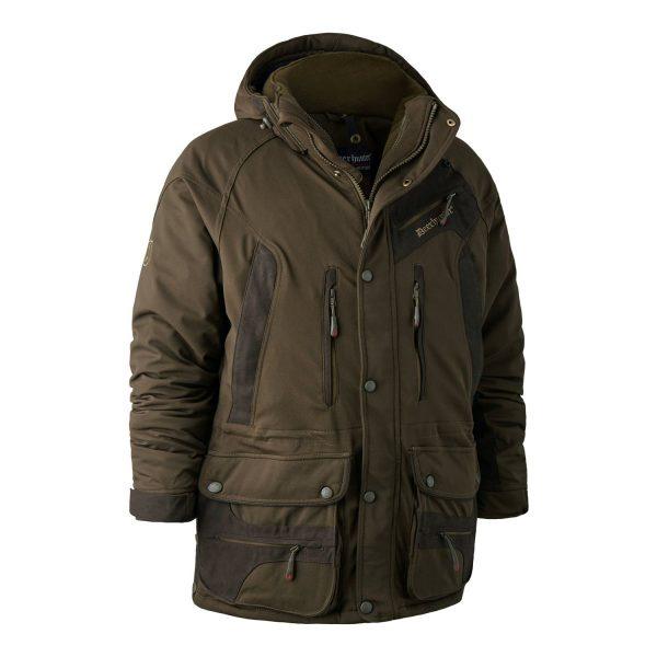 Куртка Deerhunter Muflon Long green