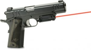 Лазерный целеуказатель LaserMax UNI-MAX карабин/ружье Weaver/Picatinny (красный)