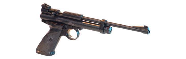 Пистолет пневматический Crosman 2300 кал.4,5