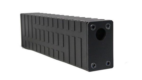 Глушитель Steel Dominator калибр 12 для всех типов ружей