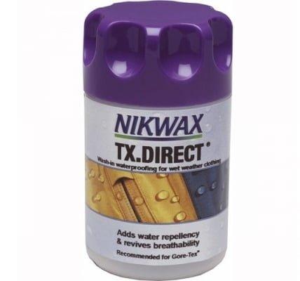 Пропитка для мембран Nikwax TX.DIRECT WASH-IN 100ML