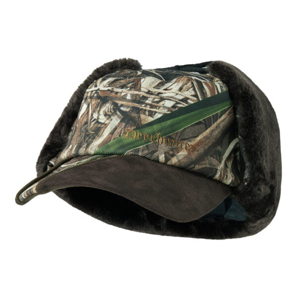 Кепка с ушами Deerhunter Muflon Winter Hat Max-5