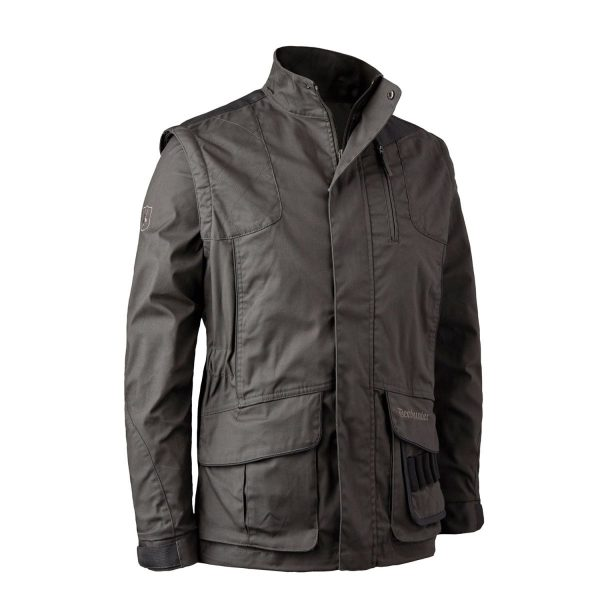 Куртка Deerhunter Reims с отстегивающимися рукавами