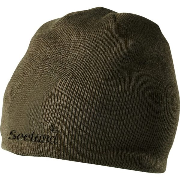 Шапка Seeland Crew one size green