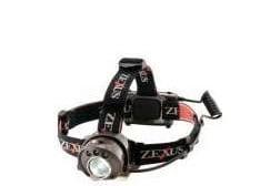 Фонарь налобный Zexus Professional 150 lm