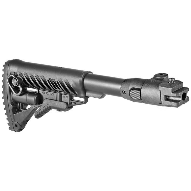 Приклад с адаптером складной FAB Defense для АКМ/АК-74