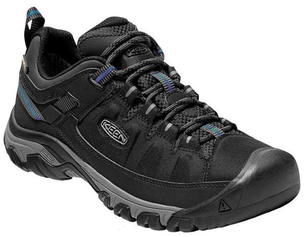 Ботинки KEEN Targhee EXP WP Black/Steel Grey