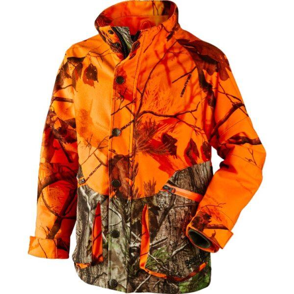 Куртка детская Seeland Excur Realtree apb