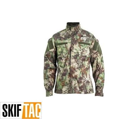 Рубашка Skif Tac TAU Jacket Kryptek Green