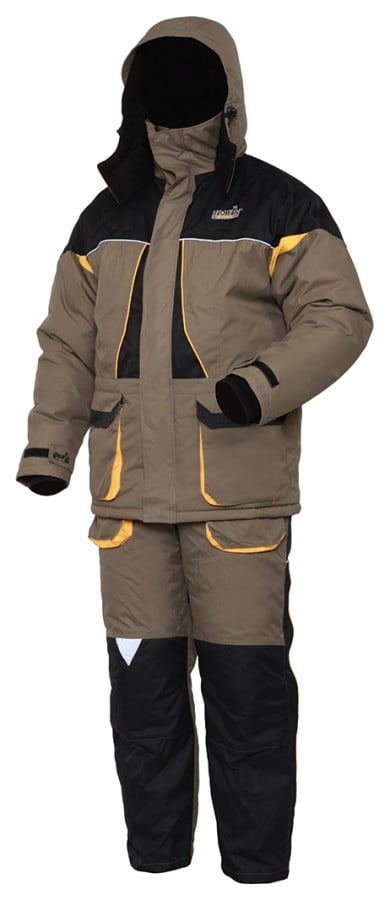 Kостюм зимний Norfin Arctic (-25°) коричневый