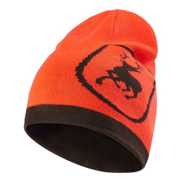 Шапка Deerhunter Cumberland Beanie orange