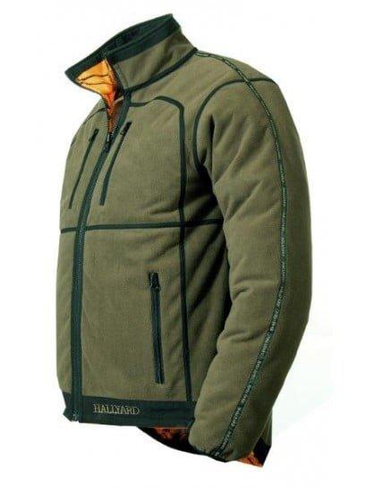 Куртка Hallyard Ravels Green двухсторонняя