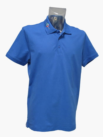 Футболка Castellani Polo синяя