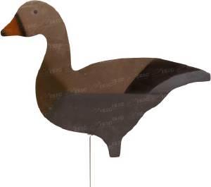 Силуэт гуся Birdland стоящий