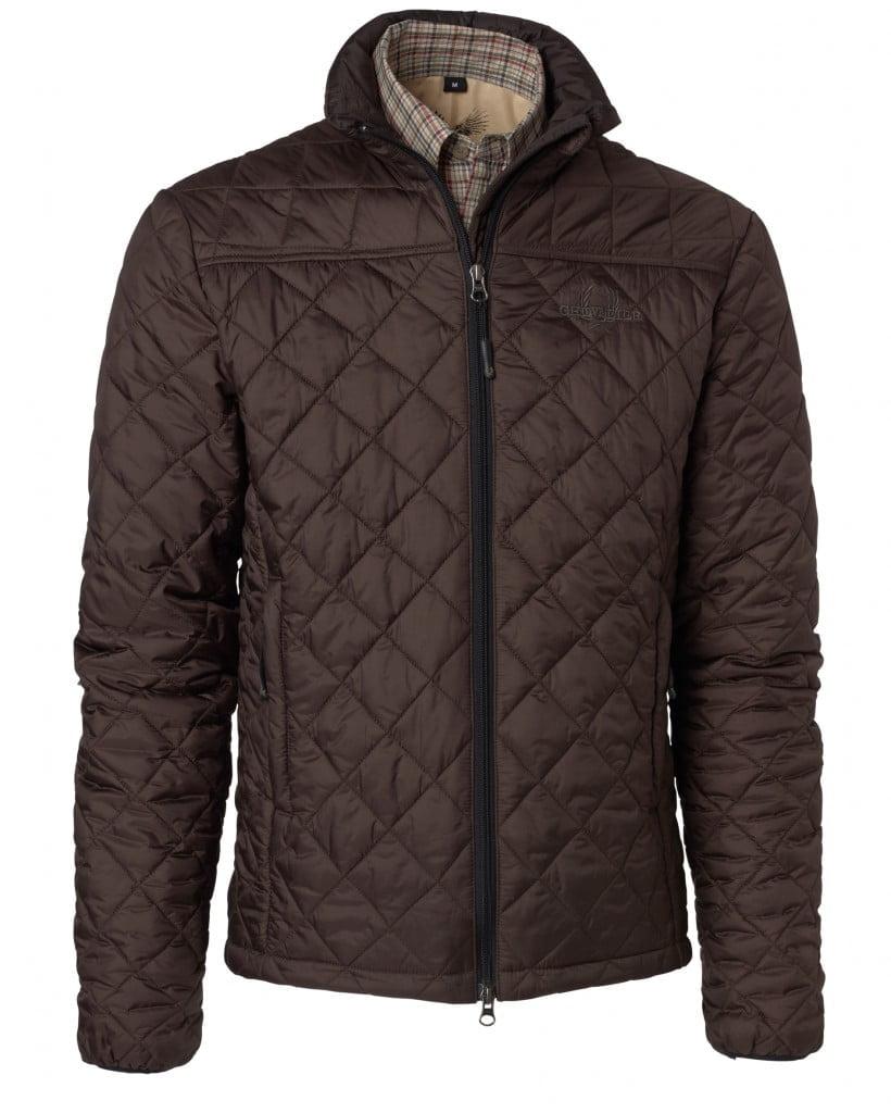 Куртка Chevalier Avalon Quilt – Brown