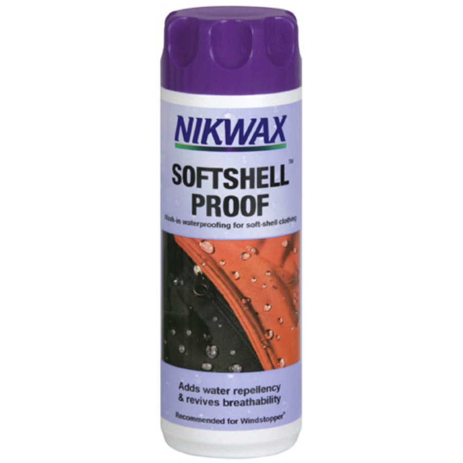 Пропитка для софтшелов Nikwax Softshell Proof Wash-in 300ml
