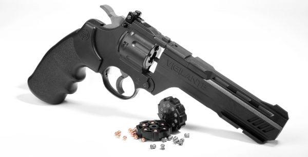Револьвер Crosman BB