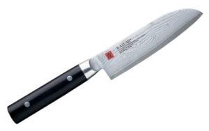 Нож кухонный Kasumi Damascus Santoku