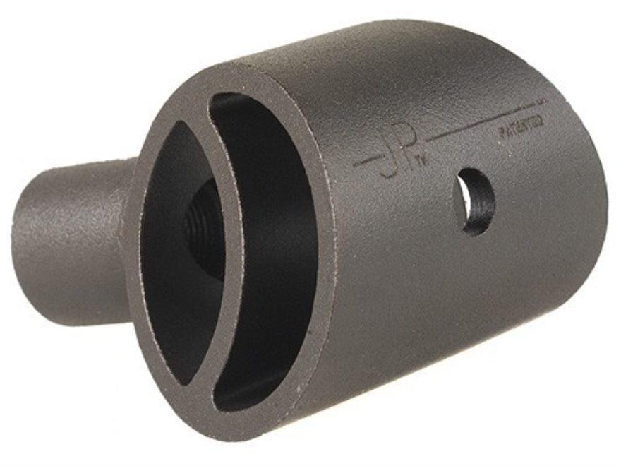 Дульный тормоз-компенсатор JP Enterprises Recoil Eliminator для AR-10 кал .308 Win Резьба – 5/8-24″ UNEF Черный